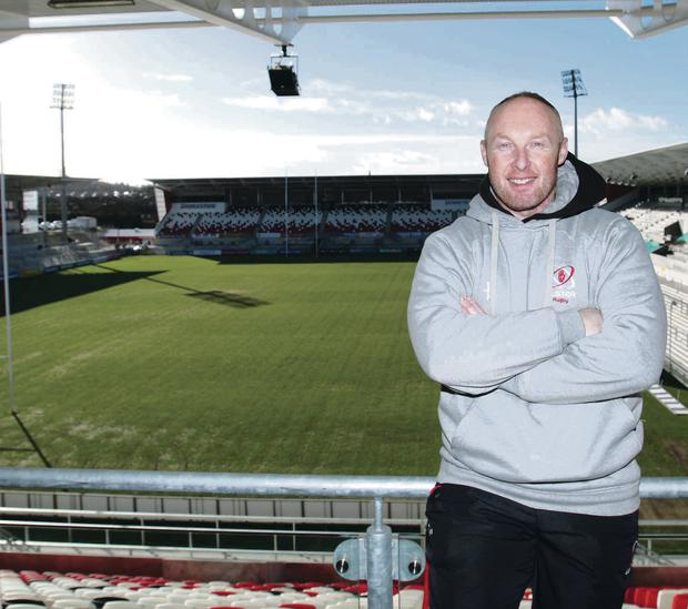Highly respected: Neil Doak has won many admirers while honing his skills as a coach at Ulster under several managers