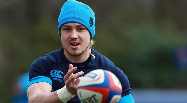 England wing Jack Nowell has made a successful comeback from injury in an A League match for Exeter