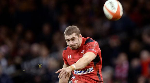 Leigh Halfpenny's contract position with Toulon could become clearer in the near future