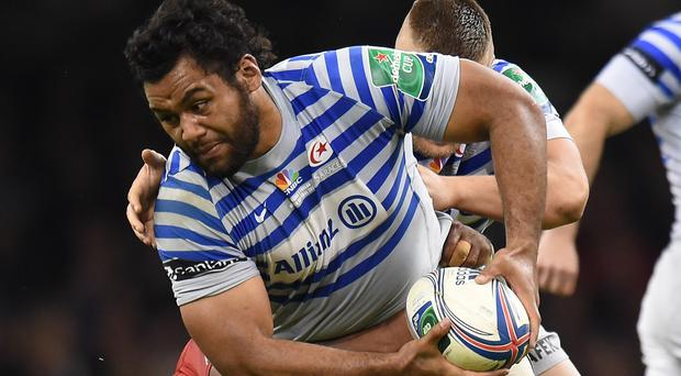 Billy Vunipola's late try spared Saracens' blushes