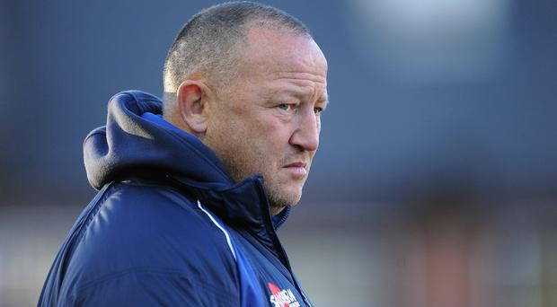 Steve Diamond wants to see his side make improvements