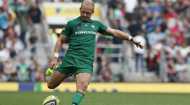 Shane Geraghty booted the winning penalty