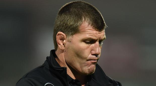 Rob Baxter refused to get carried away by Exeter's win over Harlequins