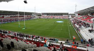 Ravenhill could play host to the Rugby World Cup