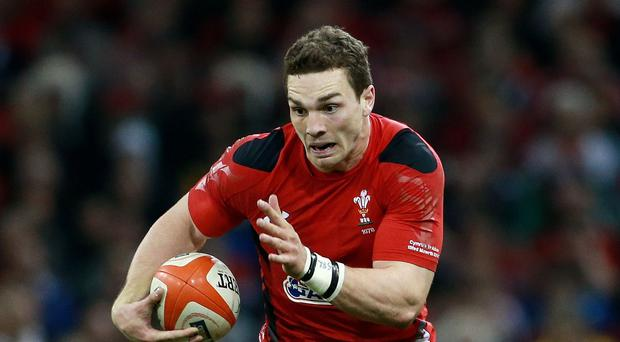 George North, who will start in the centre for Wales against Australia on Saturday