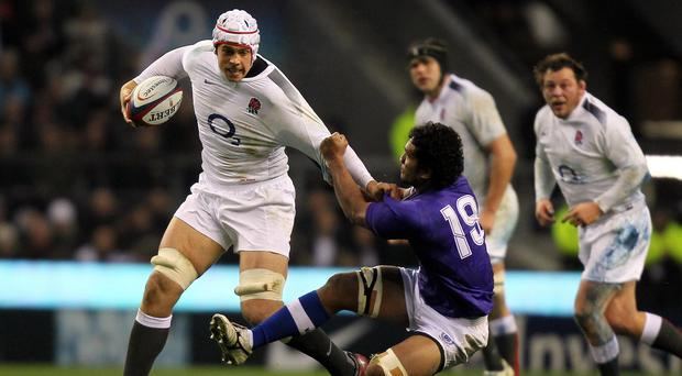 Dave Attwood, pictured, is set to face New Zealand