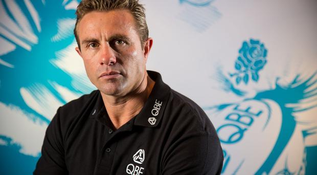 Justin Marshall, pictured, thinks the All Blacks will be aiming to make a statement against England