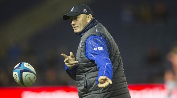 Vern Cotter is not getting carried away with Scotland's win over Argentina