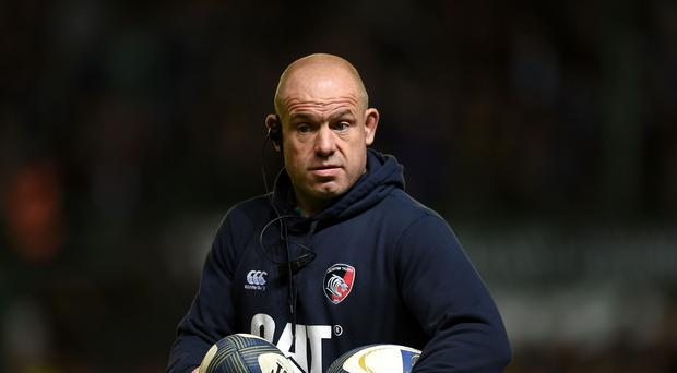 Richard Cockerill, Leicester's director of rugby, thinks the autumn internationals will come too soon for England's Dan Cole