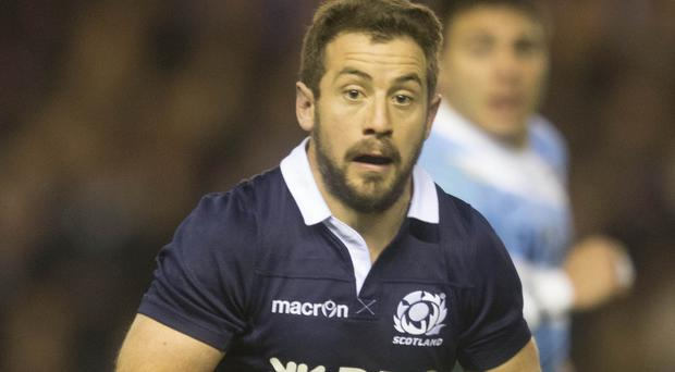 Greig Laidlaw will continue as Scotland skipper against New Zealand on Saturday