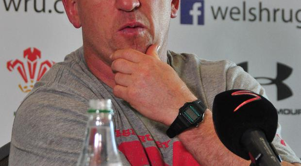Angry reply: Shaun Edwards slammed booing Welsh fans