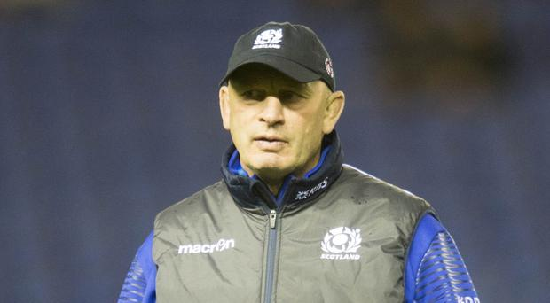 Scotland head coach Vern Cotter is looking forward to Saturday's clash with New Zealand