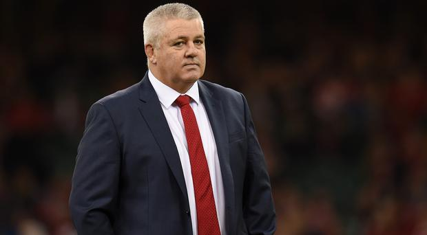 Wales head coach Warren Gatland was unhappy with elements of his side's display despite their win over Fiji