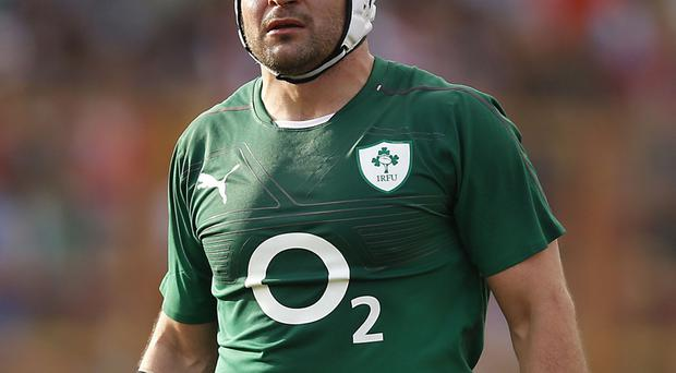 Return: Rory Best is set to feature on Saturday