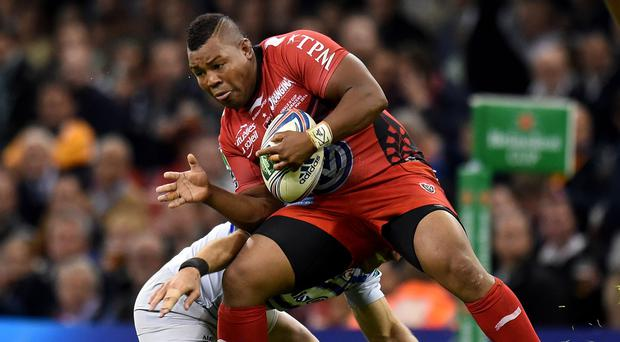 Steffon Armitage, pictured, still holds out hope of playing for England again