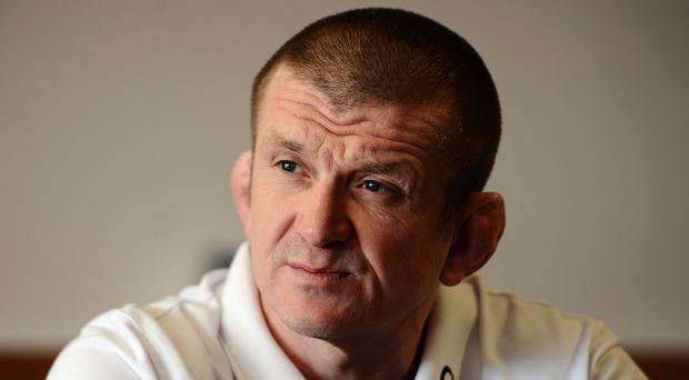 Graham Rowntree says there have been a lot of frank discussions in the England camp this week