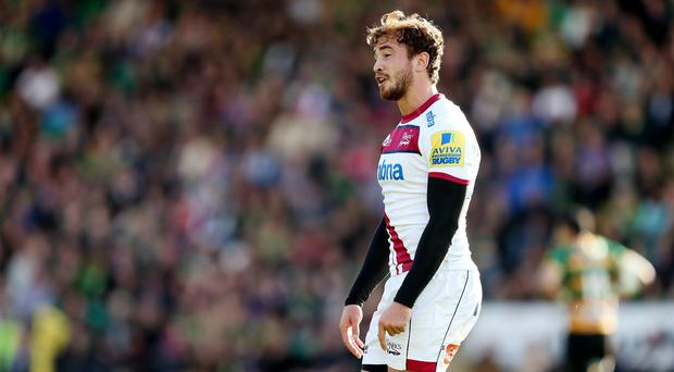Danny Cipriani was accurate with the boot for Sale Sharks