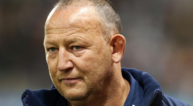 Steve Diamond was delighted with his hard-working Sale Sharks