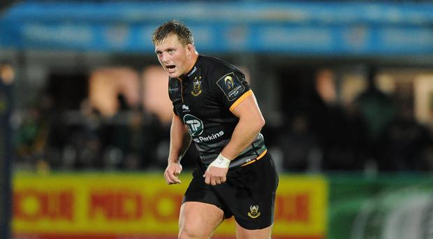 Northampton's Alex Waller is expecting Saracens to be out for revenge this weekend