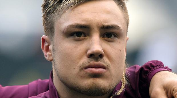 Jack Nowell scored two tries for Exeter