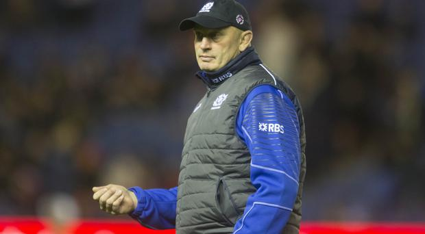 Vern Cotter is already planning for Scotland's Six Nations campaign