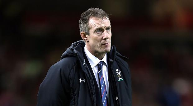 Revenge is not on Rob Howley's mind ahead of Wales' match against South Africa