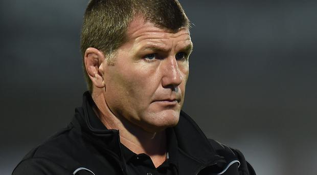 Rob Baxter, pictured, Ali Hepher, Rob Hunter, Ricky Pellow and Mark Twiggs have all agreed new contracts