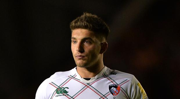 Owen Williams kicked Leicester to victory over Wasps
