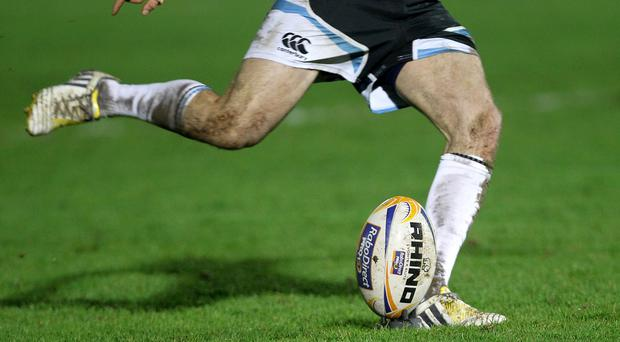 Precise kicking was order of the day at Scotstoun