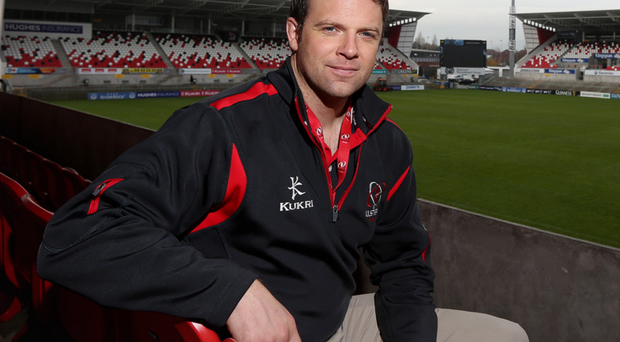 Managing expectations: Bryn Cunningham has a crucial new role to play for Ulster