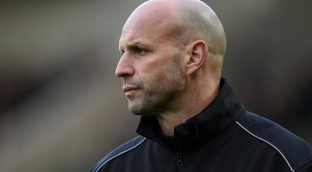Jim Mallinder was delighted with his Northampton side as they moved top