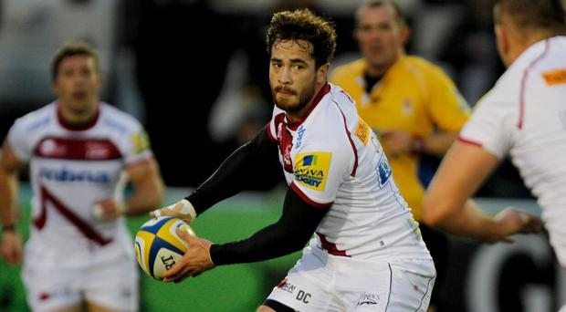 Danny Cipriani came up with a moment of magic against Newcastle