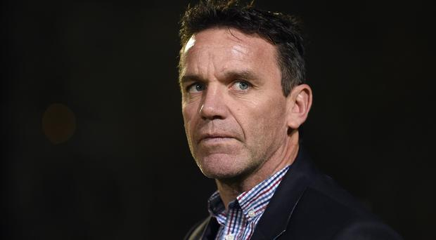 Mike Ford was frustrated after Bath failed to pick up a bonus point