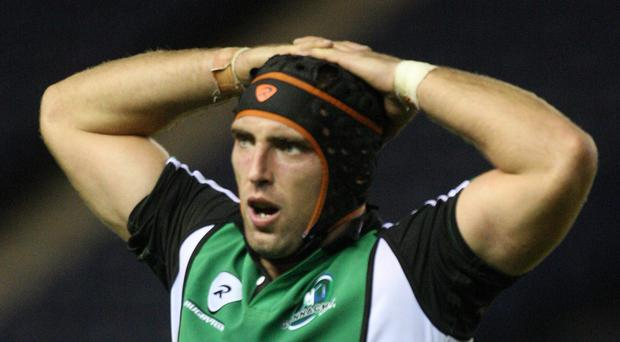 John Muldoon went over for Connacht