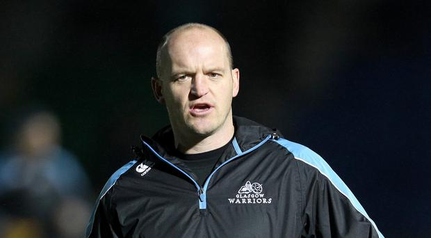 Gregor Townsend cut a frustrated figure following Glasgow's defeat to Toulouse