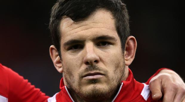 Aaron Jarvis was hurt during Wales' victory over South Africa 11 days ago