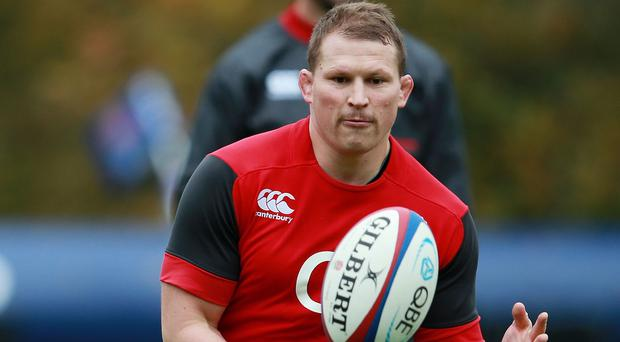 Northampton and England hooker Dylan Hartley has signed a new contract