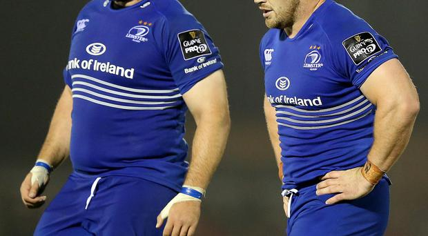 Big boost: Cian Healy is on way back from injury
