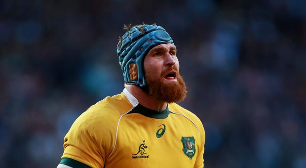 James Horwill is on his way to Harlequins