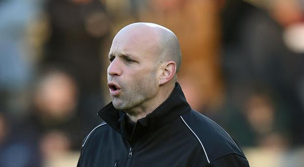 Northampton rugby director Jim Mallinder