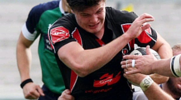 Missing: Jacob Stockdale is one of Queen's absent players