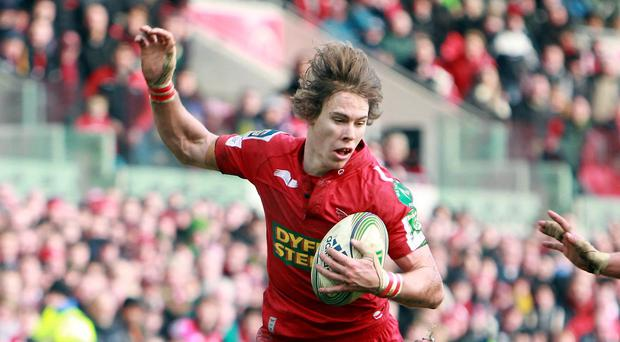 Liam Williams has apologised for any offence caused by the costume