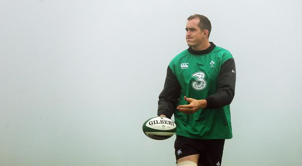 Ireland lock Devin Toner has committed his future to Leinster