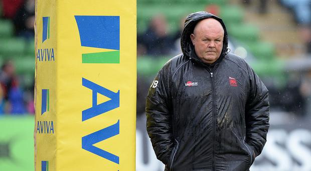 Justin Burnell rued yet another London Welsh defeat