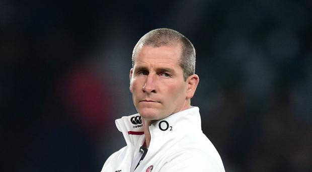 Home comfort: England coach Stuart Lancaster hopes home advantage will boost his side's World Cup chances