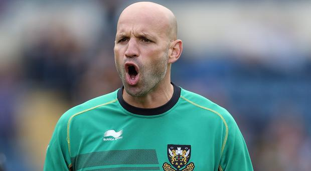 Jim Mallinder was not happy with his side's defending against Newcastle