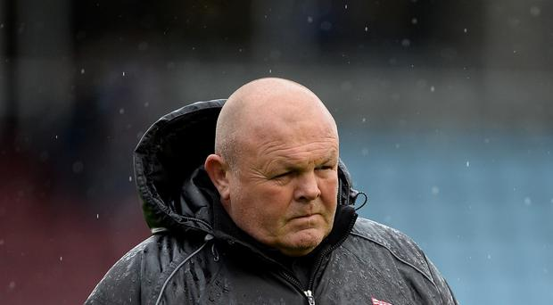 London Welsh head coach Justin Burnell found reasons to be pleased