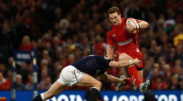 George North returns to international duty after missing Wales' victory over South Africa in November because of concussion