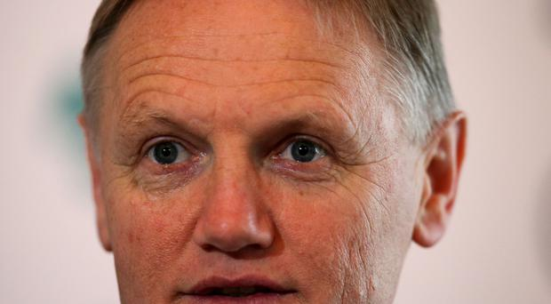 Ireland coach Joe Schmidt, pictured, could lead the British and Irish Lions in 2017, according to Will Greenwood