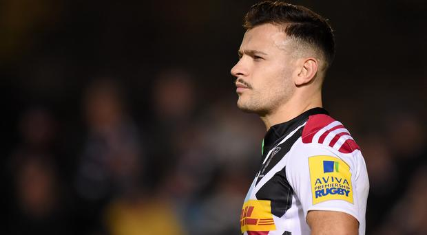 Danny Care was pivotal in Harlequins' win over Leicester
